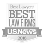 Best Lawyers, Best Law Firms - U.S. News & World Report 2016