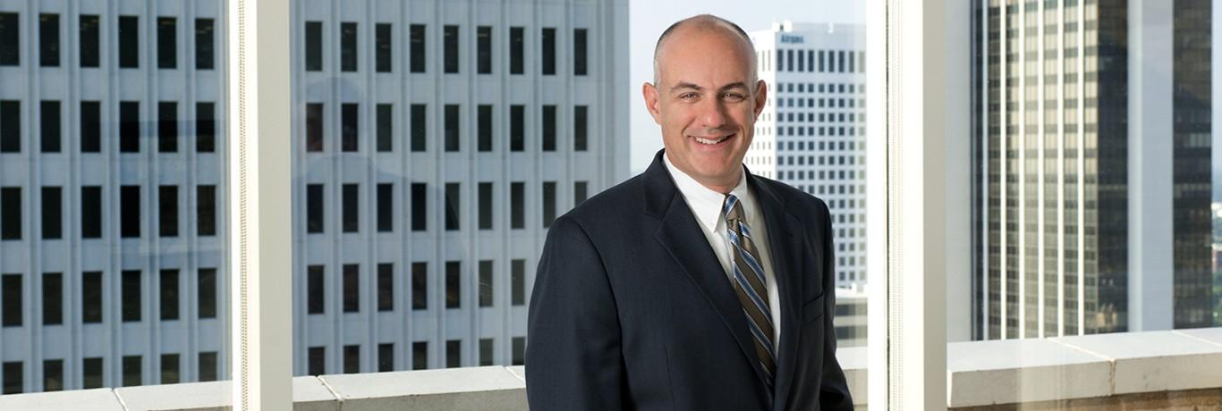 John Richer, Bankruptcy Law Attorney, Homeowners Association attorney, Tulsa, Oklahoma, super lawyer