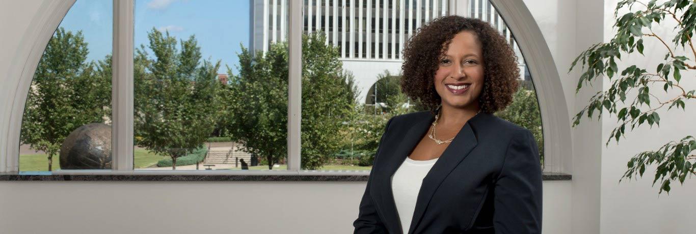 Cassia Carr, Litigation attorney, Tulsa, Oklahoma