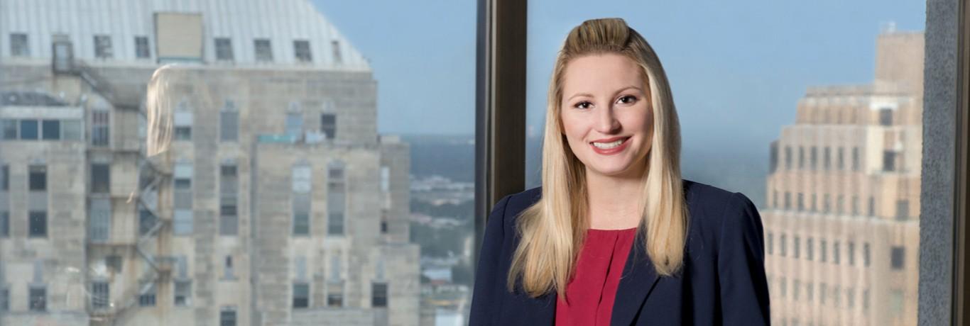 Lindsay Kistler, Oklahoma City Lawyer, Hall Estill
