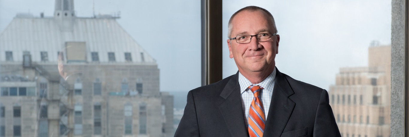 Daniel, Dan Glover, Banking Law Attorney, Financial Services, Oklahoma City, Best Lawyers Hall Estill