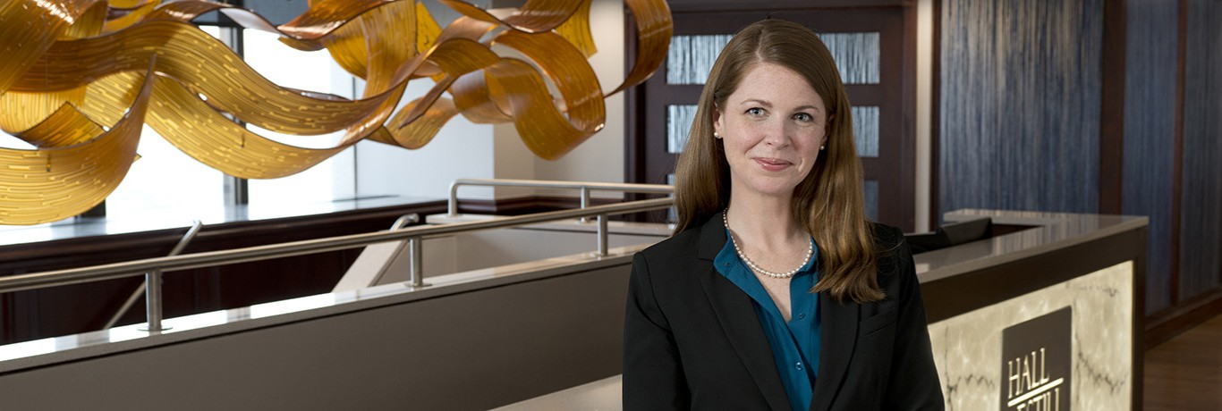 Moira Watson is a banking and finance attorney with Hall Estill in Oklahoma City