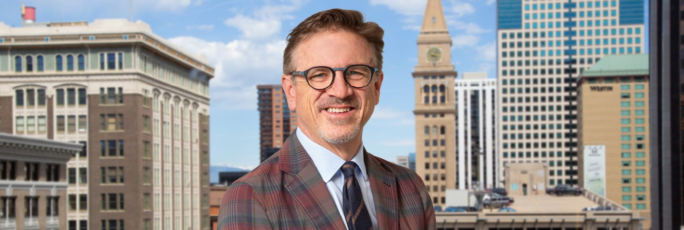 Denver Business and Banking Attorney Mark Bell